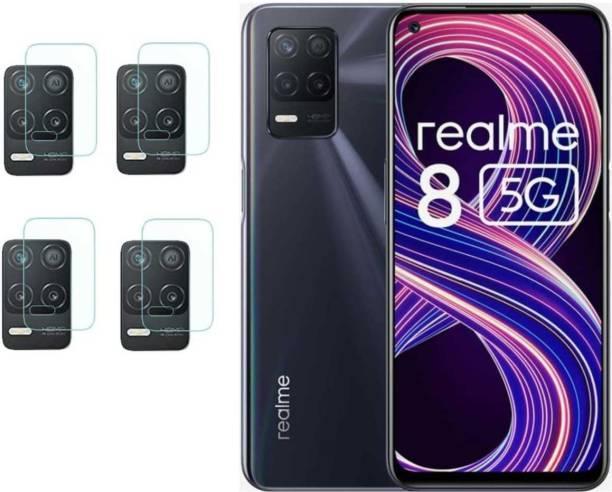 SKRETAILS Back Camera Lens Glass Protector for REALME 8 5G