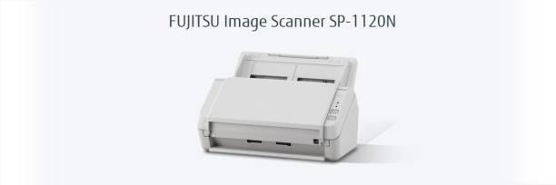 FUJITSU Scanpartner Fujitsu SP-1120N Scanner