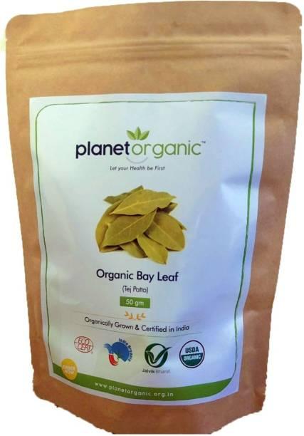 Planet Organic India Organic BayLeaf