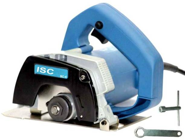 """ISC 4"""" Electric Cutting Machine For Tile, Marble, Granite, Wood & Metal Handheld Tile Cutter"""
