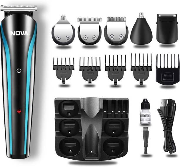 NOVA NG 1152/01 USB  Runtime: 60 min Trimmer for Men