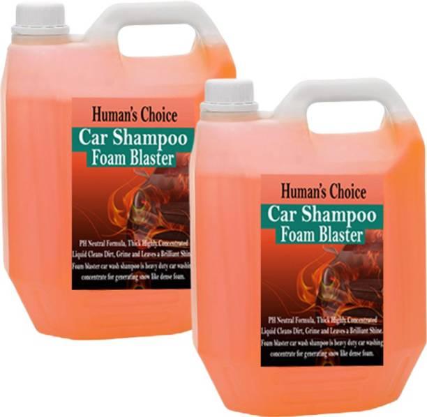 Humans choice Foam Blaster Wash Car Shampoo Car Washing Liquid