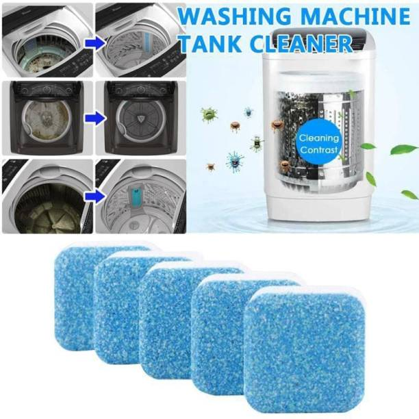 BROTHER And SISTA Washing Machine Stain Tank Cleaner Deep Cleaning Detergent Tablet for PerfectlyCleaning of Tub/Drum Stain Remover Detergent Powder 100 g Detergent Powder 10 g Detergent Powder 100 ml
