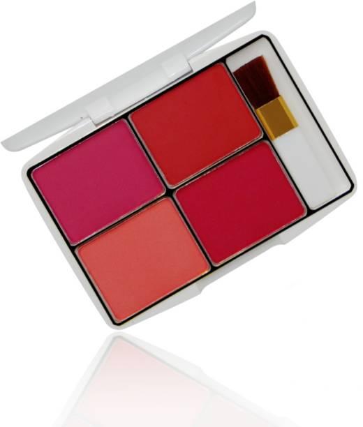VARS LONDON pocket blusher | matte color blusher | face makeup combo matte blusher