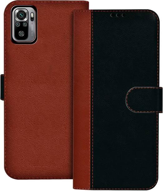 Flipkart SmartBuy Flip Cover for Redmi Note 10S