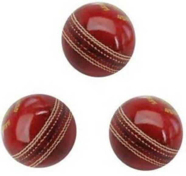 br diamond 2-piece pack of 3 Cricket Leather (Ball PACK OF 3) Standard Bail