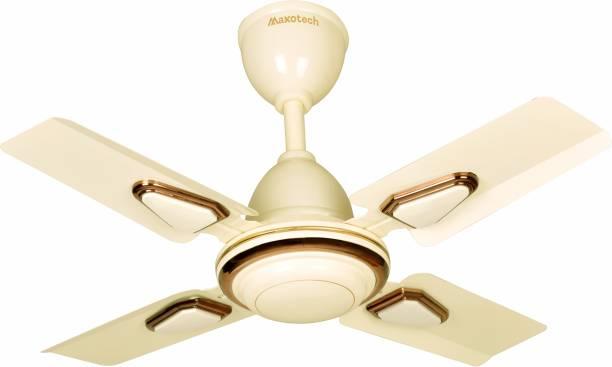 Maxotech Affleck -I Ultra High Speed 100% Copper Winding 600 mm Anti Dust 4 Blade Ceiling Fan