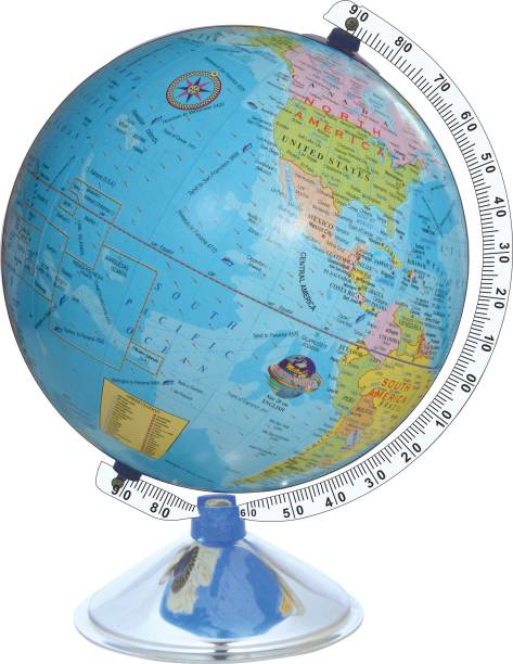 MITTAL GLOBE_808_E DESK TABLE TOP POLITICAL World Globe