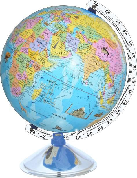 MITTAL GLOBE_808_WM DESK AND TABLE TOP POLITICAL World Globe