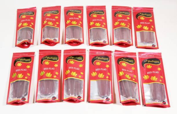 LAXMI REDFLAGPERFUME STICKS EACH110GRAM REDFLAG FLOWER