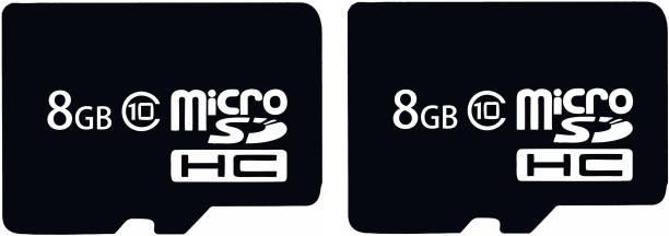 Insane Traders Micro 8 GB MicroSD Card Class 10 48 MB/s  Memory Card