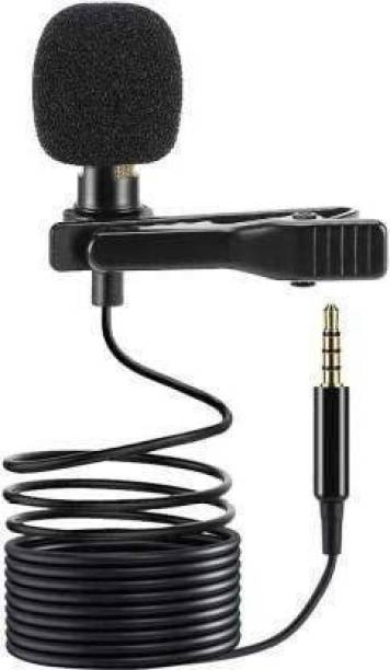 Borneo all Smart phones, DSLR camers's, Laptop/PC, YouTuber's, Video Recording Lavalier V-1 Microphone