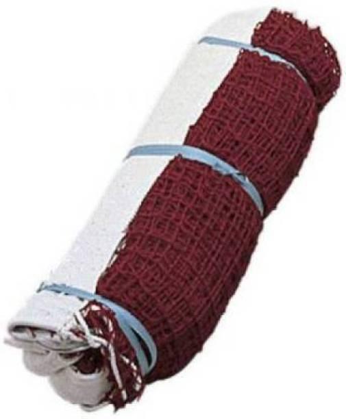 JOJOMART Power Badminton Cotton Thick Net Badminton Net (Brown) Badminton Net