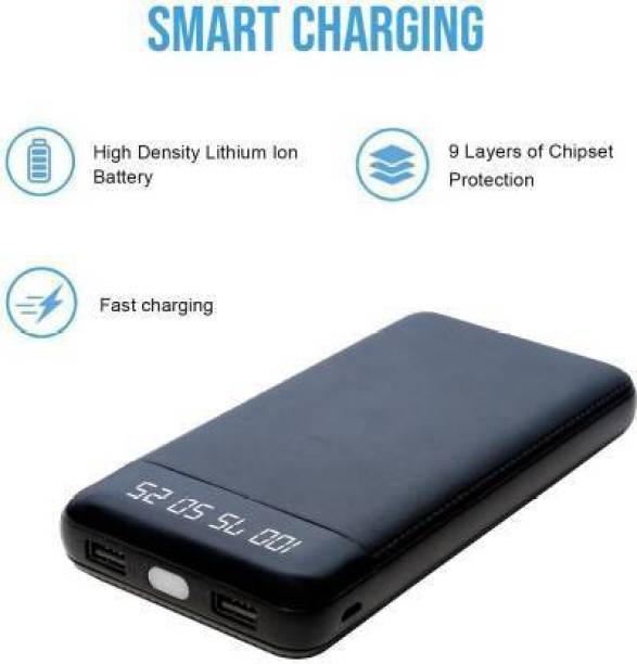 Mi SSus 30000 mAh Power Bank (18 W, Fast Charging, Power Delivery 2.0)