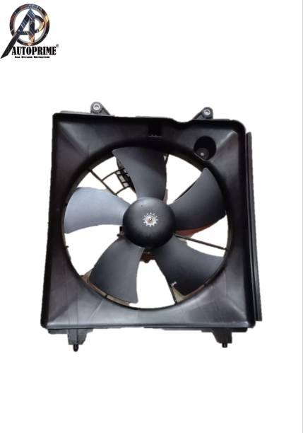 Autoprime CR-V Radiotor fan assembly 2007-2020(new model)Type-2 Single Radiator Fan Assembly