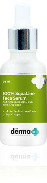 The Derma Co 100% Squalane Face Serum for Deep Hydration & Moisture Lock
