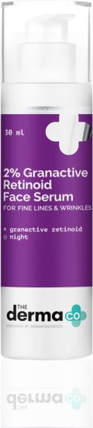 The Derma Co 2% Granactive Retinoid Face Serum for Fine Lines & Wrinkles