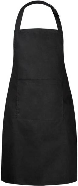 adhyah Cotton Chef's Apron - Free Size