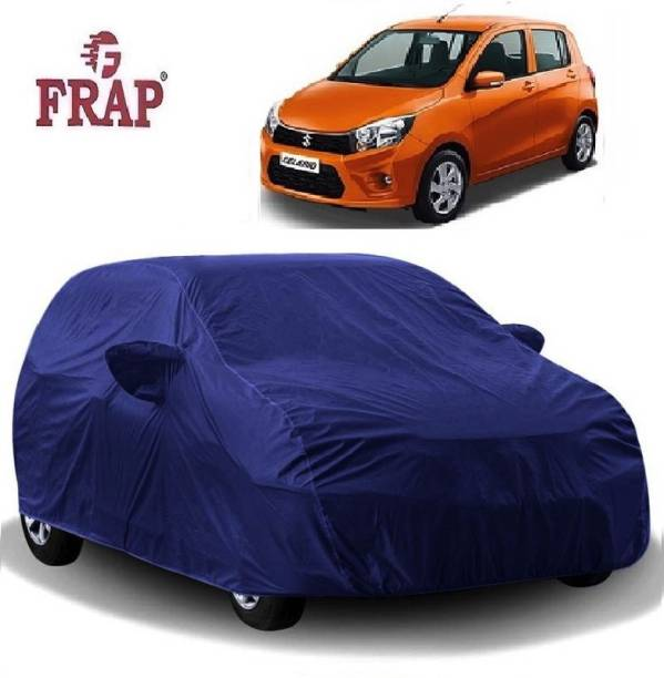 Frap Car Cover For Maruti Celerio (With Mirror Pockets)