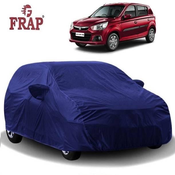 Frap Car Cover For Maruti Alto K10 (With Mirror Pockets)
