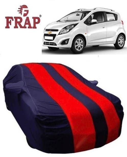 Frap Car Cover For Chevrolet Beat (With Mirror Pockets)