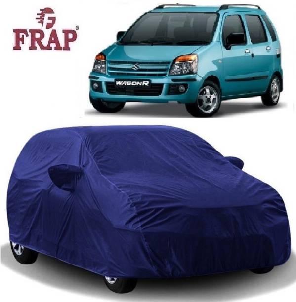 Frap Car Cover For Maruti WagonR (With Mirror Pockets)