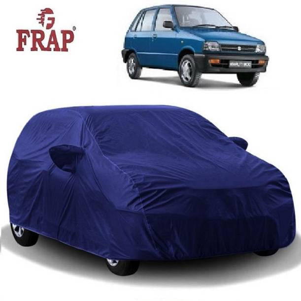 Frap Car Cover For Maruti 800 (With Mirror Pockets)