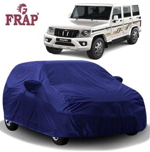 Frap Car Cover For Mahindra Bolero (With Mirror Pockets)