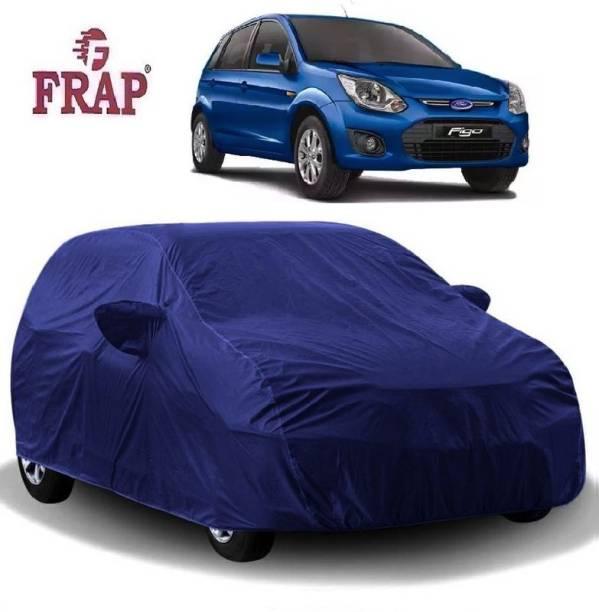 Frap Car Cover For Ford Figo (With Mirror Pockets)