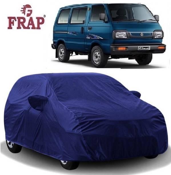 Frap Car Cover For Maruti Omni (With Mirror Pockets)