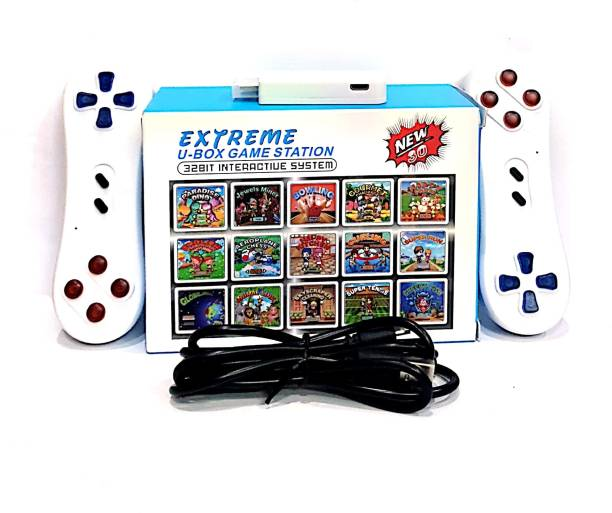 Clubics 620 TV Video Games for Kids with 30 Motion Games Ultimate Edition