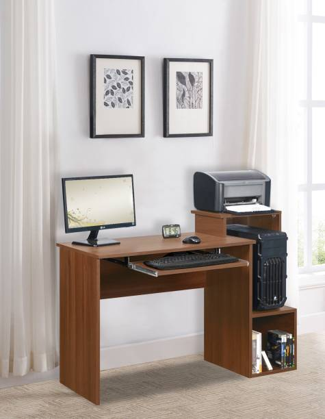 Delite Kom Santos Engineered Wood Computer Desk