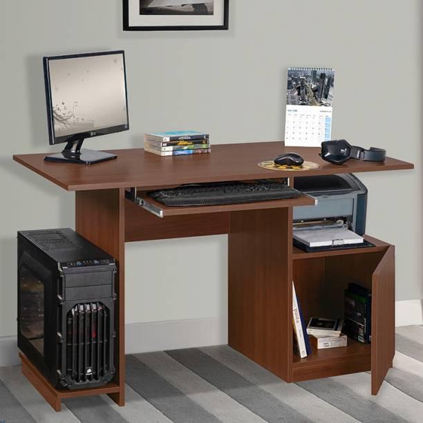 Delite Kom Glide Engineered Wood Computer Desk
