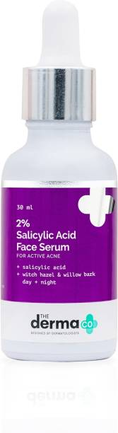 The Derma Co 2% Salicylic Acid Serum for Acne & Acne Marks