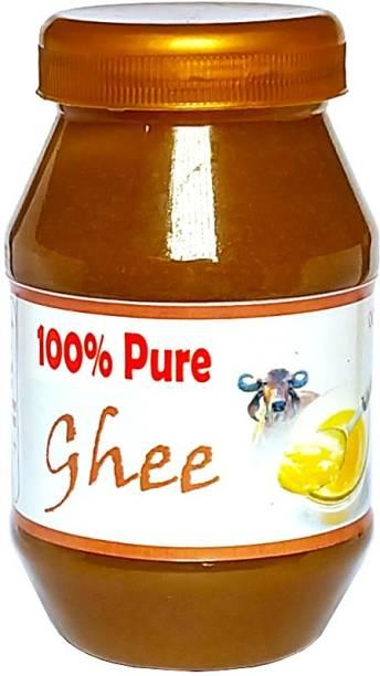 OCB 100% Pure & Sudh Ghee 250 Gram(Home Made) Desi Cow Milk Ghee Ghee 250 g Plastic Bottle