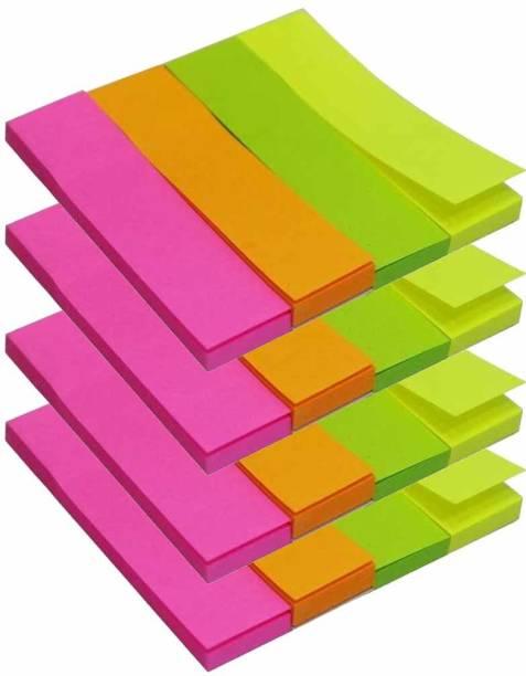 anjanaware Sticky notes 50 Sheets Regular, 4 Colors