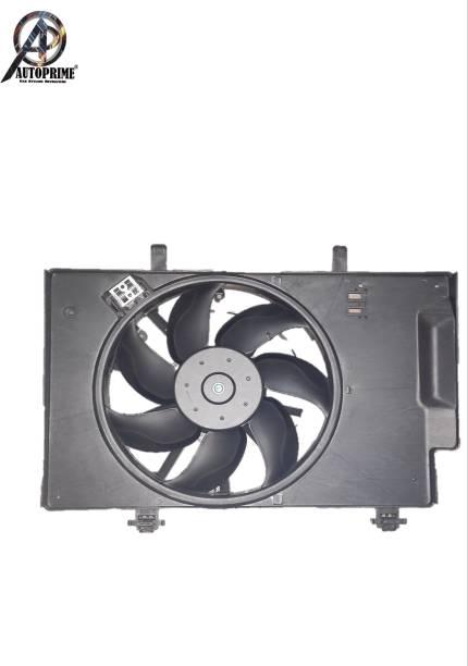 Autoprime Ecosport titanium/Fiesta titanium Single Radiator Fan Assembly