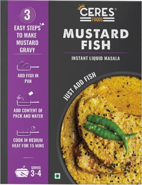 Ceres Foods Mustard Fish