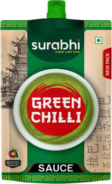 SURABHI Green Chilli Sauce