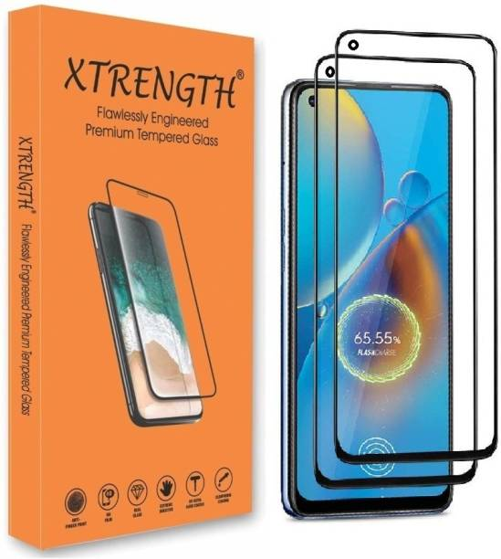 XTRENGTH Tempered Glass Guard for OnePlus Nord 2 5G