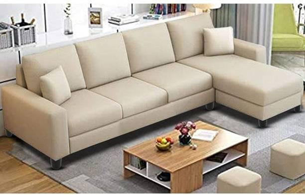 Braxton Fabric 5 Seater  Sofa