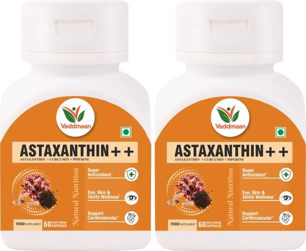 vaddmaan Astaxanthin++