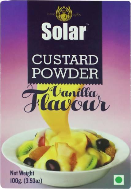 Solar Vanilla Custard Powder