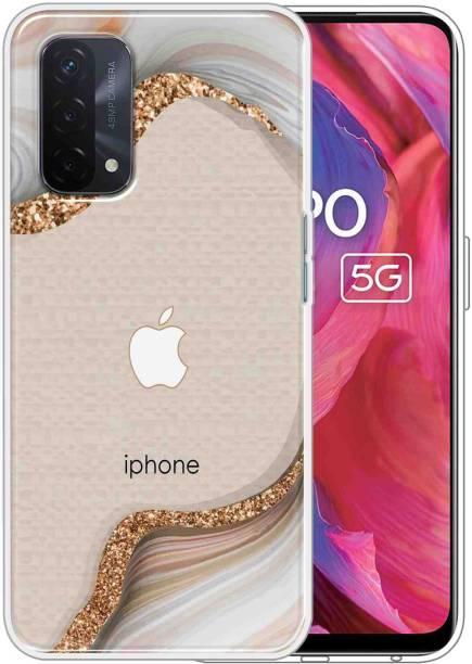 Vascase Back Cover for Oppo A74 4G