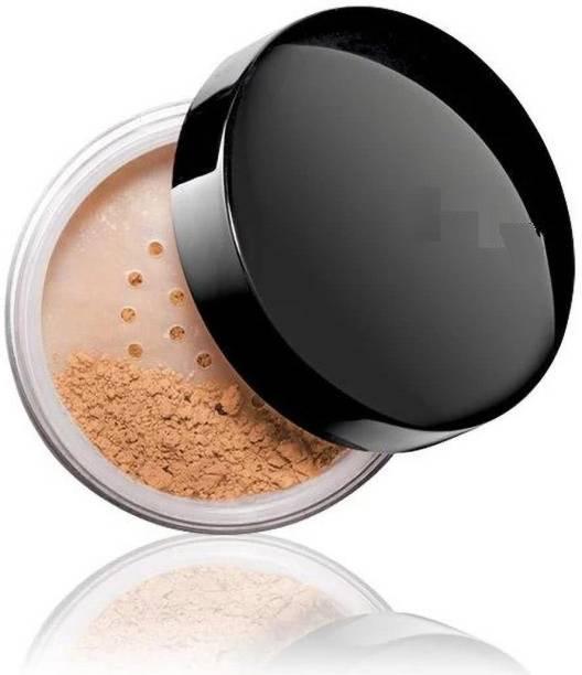 tanvi 27 loose powder flwlees finish matte finissh loose powder for all type skin Compact