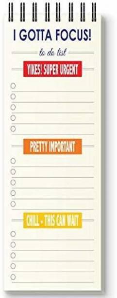 Nourish Magnetic Memo Pad Regular Memo Pad Ruled 50 Pages