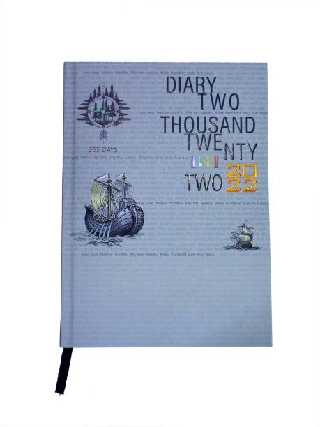 Toss 2022 A5 Diary YES 365 Pages