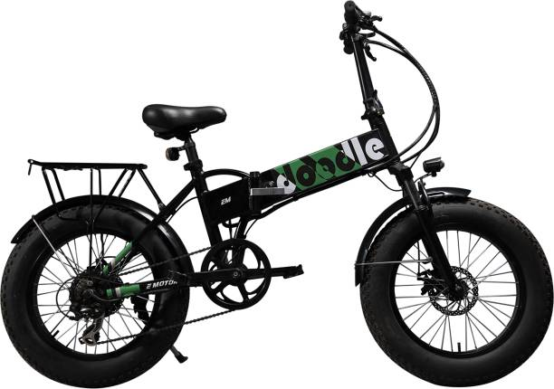 EMotorad Doodle 20 inches Lithium-ion (Li-ion) Electric Cycle
