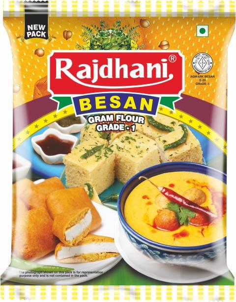 Rajdhani Besan Gram Flour