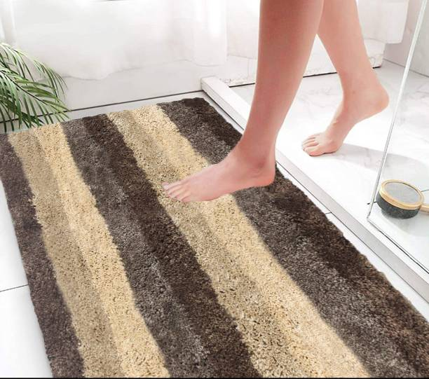 Flooring India Microfiber Bathroom Mat